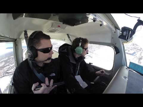 Flying The Minneapolis Class Bravo Airspace