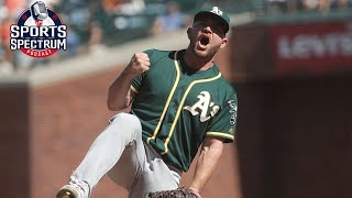 Liam hendriks is a relief pitcher with the oakland athletics. in 2019, had career season that saw him selected to his first mlb all-star game, as ...