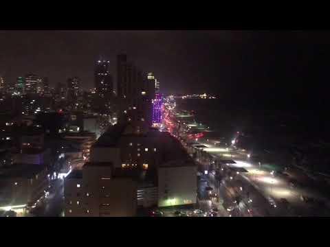 Rockets fired from Gaza to Tel Aviv