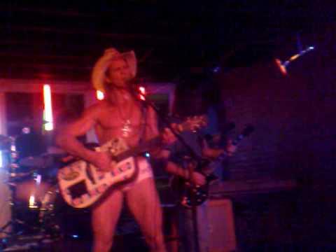 Naked at a rock concert 12