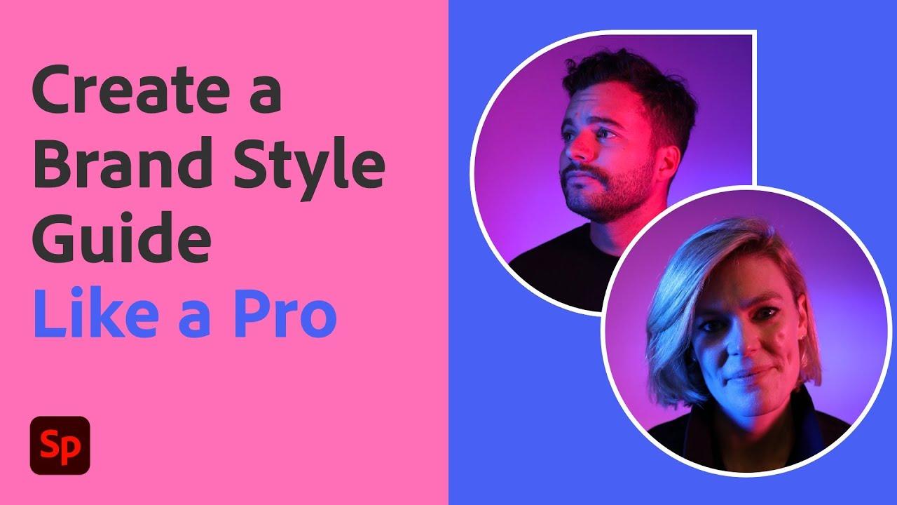 Create a Brand Style Guide: Like a Pro