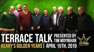 Gambar cover Terrace Talk - Kerry's Golden Years