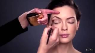 Как красиво сделать макияж  Уроки вечернего макияжа