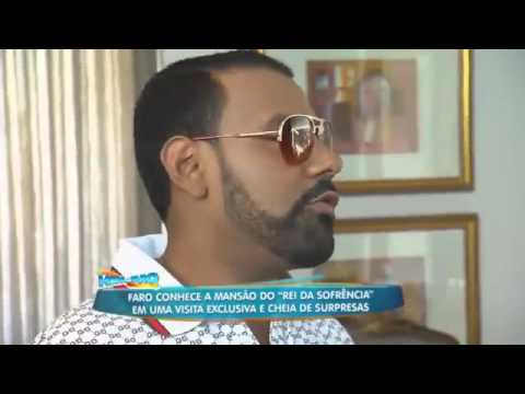 Rodrigo Faro Na Mansão De Pablo