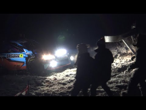 WRC Rallye Monte Carlo 2020 / Crashs & Saves