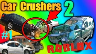 destroying-cars-in-roblox-car-crushers-2-roblox-w-lecookie