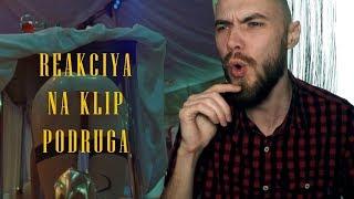 "РЕАКЦИЯ НА КЛИП ""PODRUGA"" Gruppa Skryptonite (группа Скриптонит)"