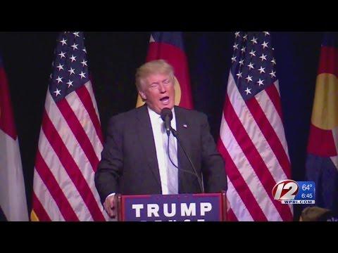 Trump Criticizes Fire Marshal in Colorado