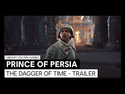 PRINCE OF PERSIA: THE DAGGER OF TIME TRAILER