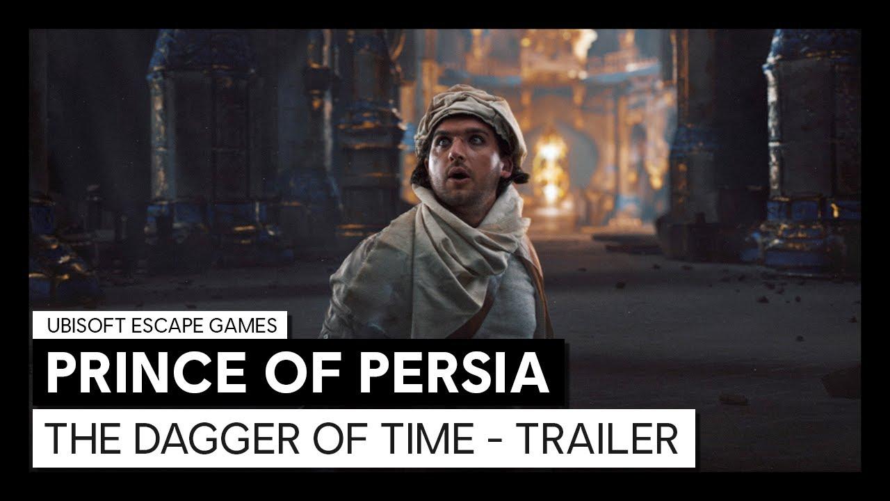 Ubisoft показала первый трейлер нового «Принца Персии»