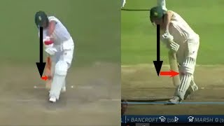 Technical Analysis (AB de Villiers vs Cameron Bancroft)
