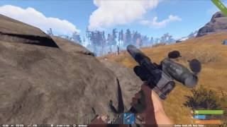 DDOS only in rust