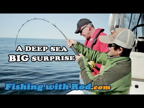 A Deep Sea BIG FISH Surprise | Fishing With Rod