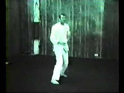Harold Mitchum Isshin Ryu Warmups & Basics 1970's