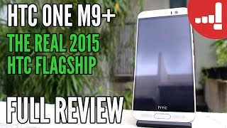 HTC One M9 Plus (M9+) Review - FIRST IN INDONESIA