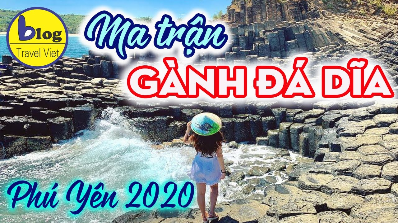 Gành Đá Đĩa du lịch Phú Yên 2020 - 1 trong 5 ghềnh đá nổi tiếng nhất Thế Giới