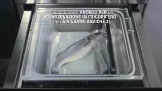 Pesce nel tuo frigo perfetto per 5 giorn