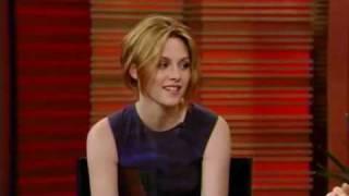 kristen stewart interview on live with regis kelly june 29th 2010