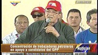 Earle Herrera: Se levantó una infamia internacional contra la familia de la primera combatiente