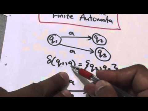 5. NON-DETERMINISTIC FINITE AUTOMATA (NFA)