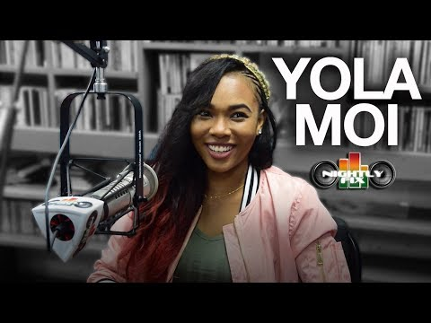 Yola Moi details collab w/ Sizzla, karate background + why there's no money in doing music in JA