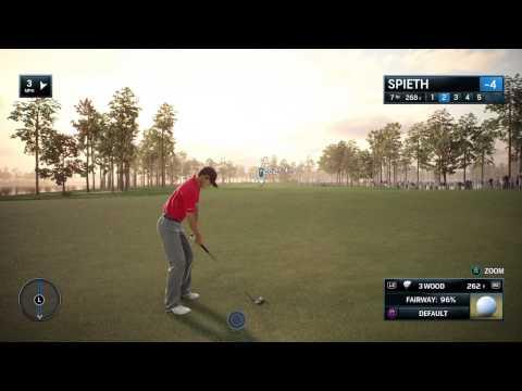 EA SPORTS™ Rory McIlroy PGA TOUR® 2015 Jordan Spieth's Double Eagle