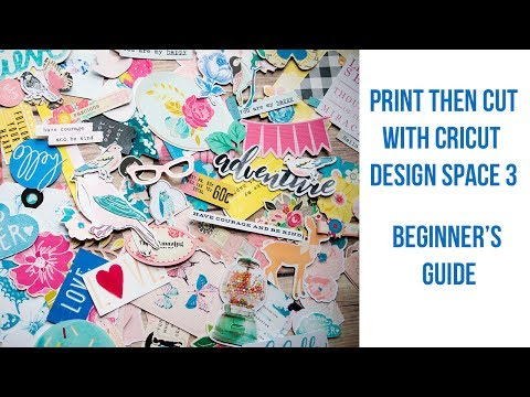 Cricut Print Then Cut - Design Space 3
