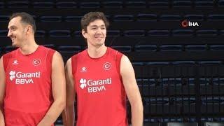 12 Dev Adam, FIBA Dünya Kupası'na hazırlanıyor