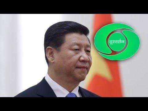Xi Jinping : Doordarshan News anchor fired for calling ...