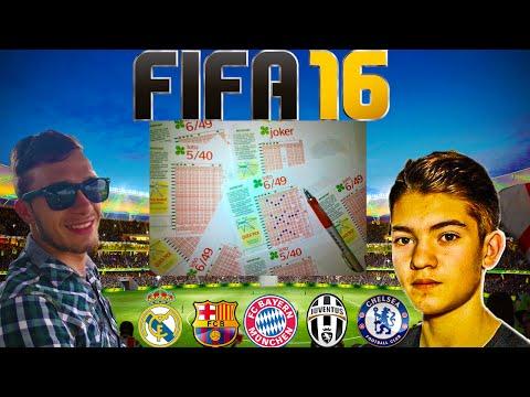 LOTO FIFA - XBRAKER VS REGEND MMM