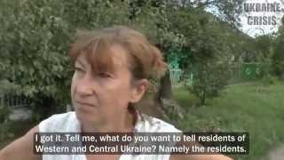 самый полный сборник документальных материалов о преступлениях Киевской хунты против мирного населен