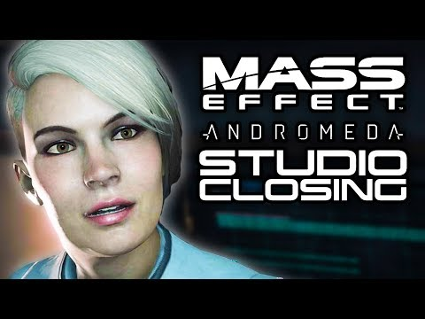 MASS EFFECT ANDROMEDA: Bioware Montreal Officially Closing After Andromeda!