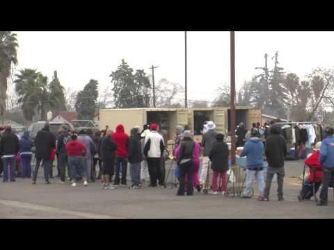 West Fresno Poverty