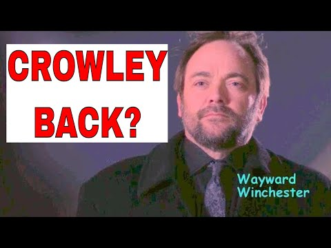 Crowley Coming Back To Supernatural In Season 15? Who J2 Want Back Before Supernatural Ends JIBCON10