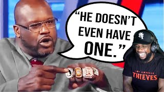 Times Shaq DISRESPECTED NBA Players.. *NO MERCY*