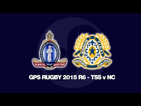2015 GPS Rugby Round 6: TSS v Nudgee College