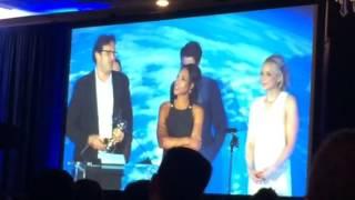 The Flash Wins Saturn Award