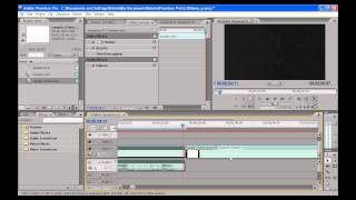 Intro to Adobe Premiere Cs3 (The Basics)