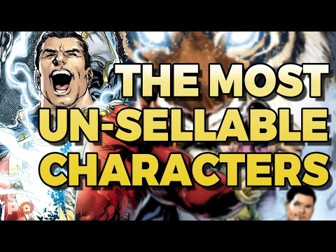 UNSELLABLE COMIC BOOK HEROES | The Elseworlds Exchange Podcast