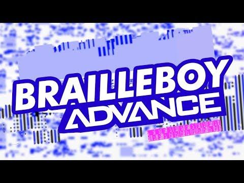 Brailleboy Advance (Gameboy/GBA BIOS Corruptions)
