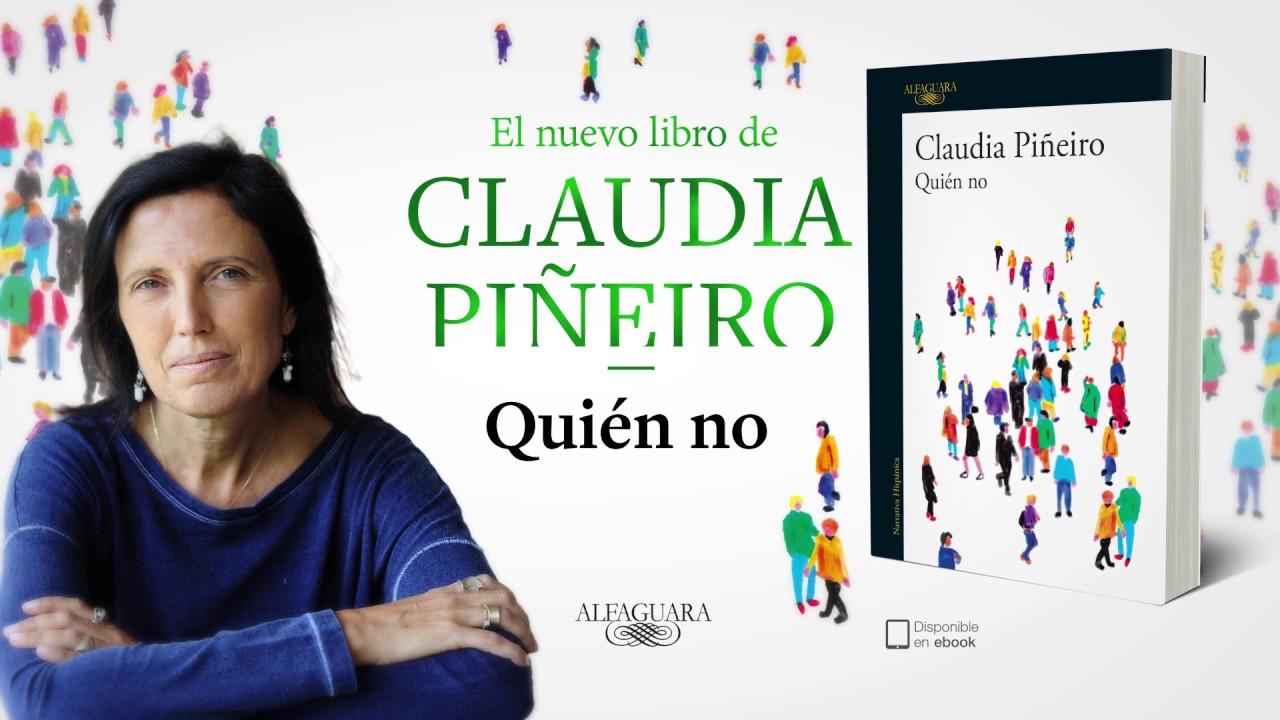"""Résultat de recherche d'images pour """"claudia piñeiro quien no"""""""