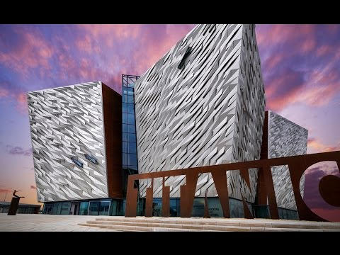 Titanic Belfast® Walk Through