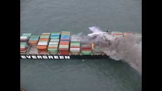 Accidents with Container Ships - Cargo Ship, Cargo Ship Accidents