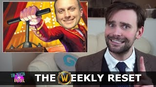 Ion's Bombshell! | The Weekly Reset With Taliesin And Evitel