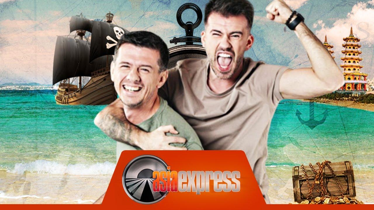 Cele mai tari faze cu frații Ristei din Asia Express, sezonul 3