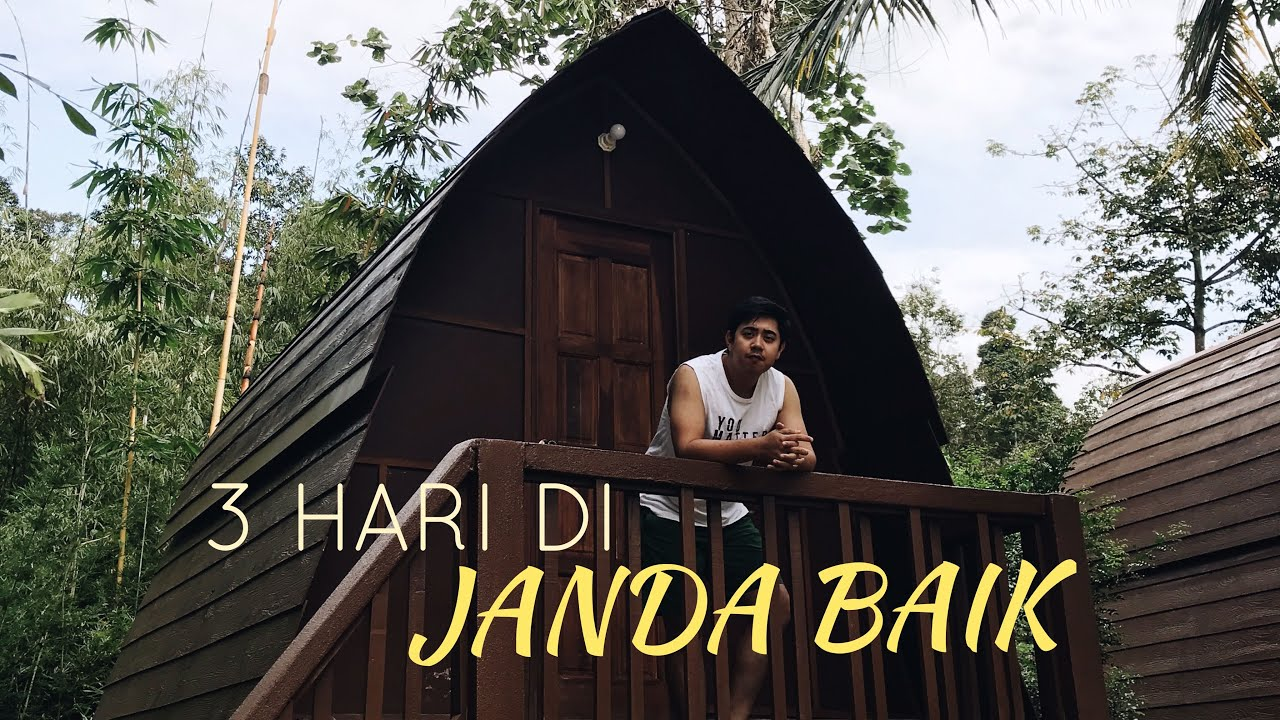 Sugeh Hill Resort Aliff Syukri Janda Baik Vlog Izzat Aiman Eps 9 Youtube