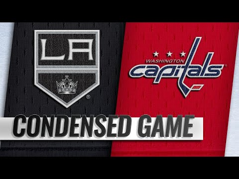 02/11/19 Condensed Game: Kings @ Capitals