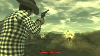 Fallout: New Vegas (Wild Wasteland trait) - The Holy Frag Grenades