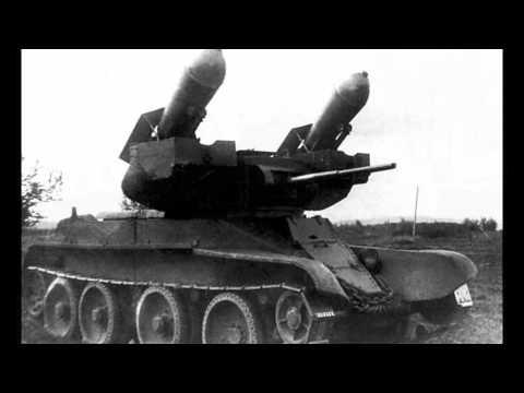 Необычные танки СССР  USSR  часть 2