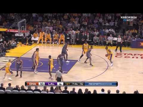 Kobe Bryant Shooting Skills